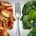 Standard American Diet vs. Proper Diet