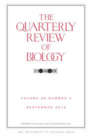 quarterly review of biology