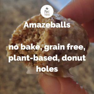 Amazeballs by PlantPowered.Info